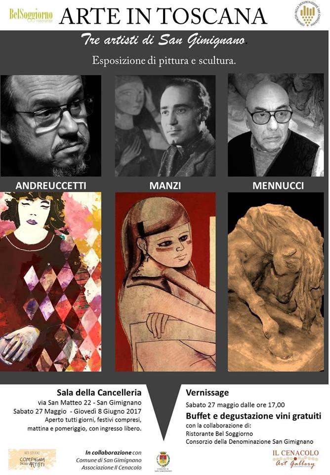 Sergio Manzi, Pier Ferruccio Mennucci e Alessandro ...