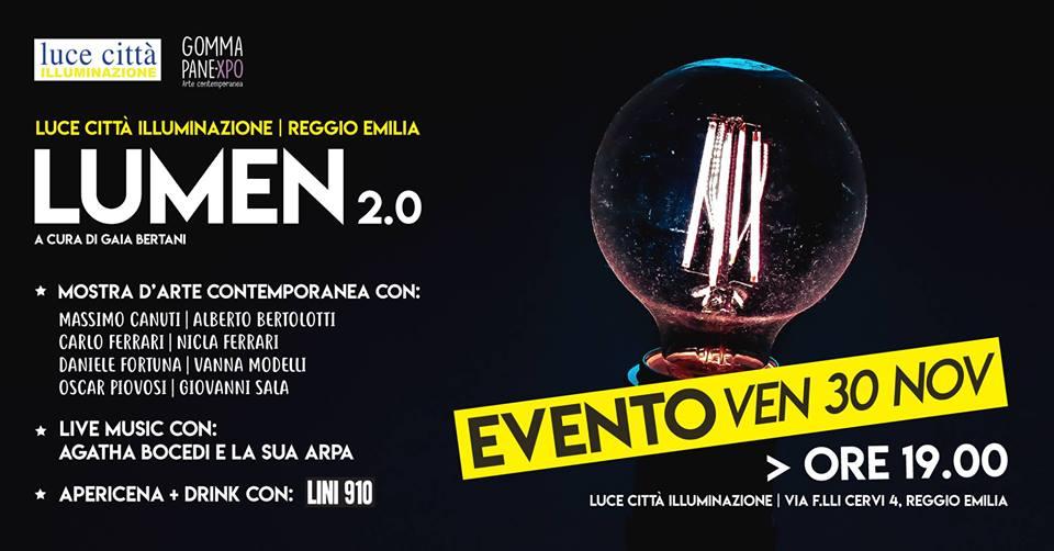 LUMEN 2.0 - Reggio Emilia - MeloBox