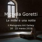 Michela Goretti in mostra Livorno