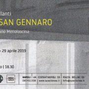 Andrea Aquilanti Porta San Gennaro Spazio Nea Napoli