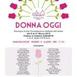 Mostra Donna Oggi Gadarte Firenze