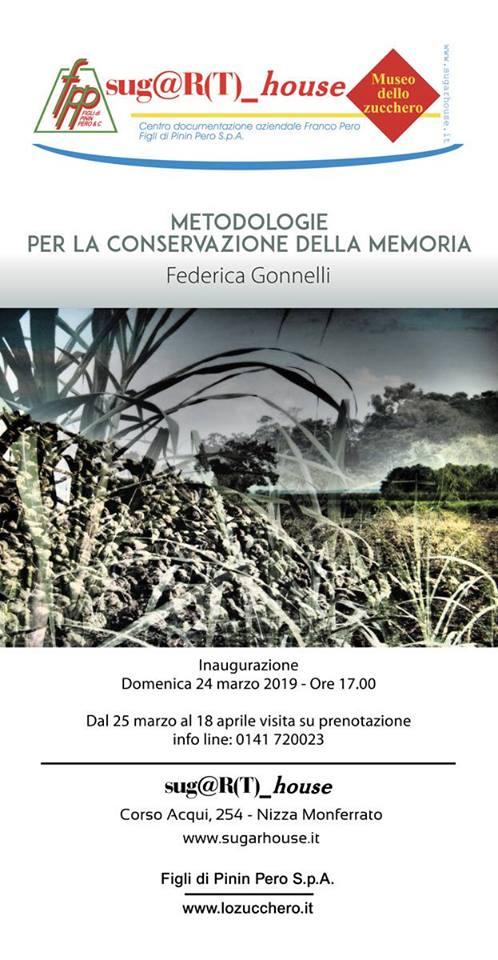 Federica Gonnelli Sugart house Museo dello Zucchero Nizza Monferrato