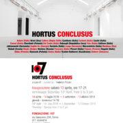 Fondazione 107 - HORTUS CONCLUSUS - Torino