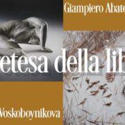 Giampiero Abate e Nastasya Voskoboynikova in mostra a Roma al Cabaret Voltaire