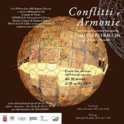 Luigi Petracchi - Conflitti e Armonie - Pistoia