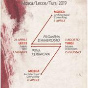 Mosca Lecce Tursi