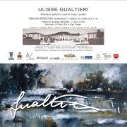 Ulisse Gualtieri in mostra a Villa Fenaroli