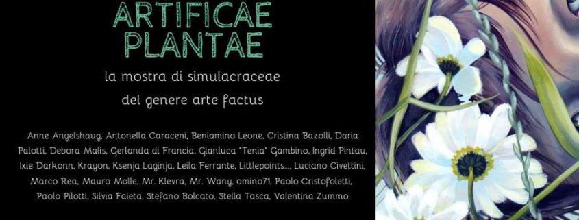 Afnakafna - Artificae Plantae Arte contemporanea Roma