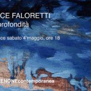 Alice Faloretti Zanone contemporanea Reggio Emilia