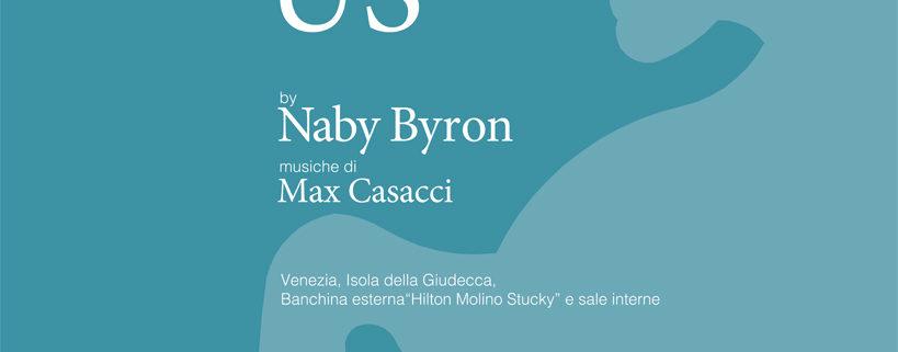 Biennale Venezia Naby Byron Giostra di Bergantino Hotel Hilton