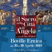 Boville Ernica mostra Pasqua 2019