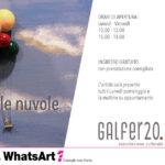Filiberto Crosa - Il gioco delle nuvole - Torino