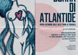 Futurboba La Donna di Atlantide