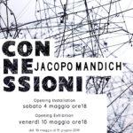 Jacopo Mandich Mostra alla galleria Faber Roma 2019