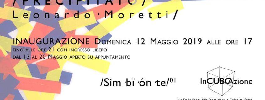 Leonardo Moretti InCUBOAzione Prato