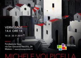 Michele Volpicella Fondazione Sassi Matera 2019