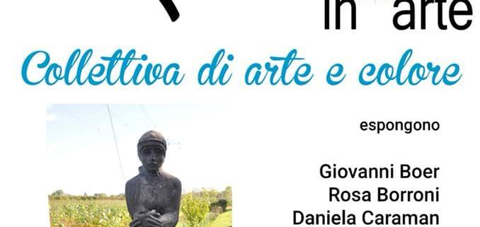 Villa Dolfin Porcia ospita la mostra Rondover in Arte