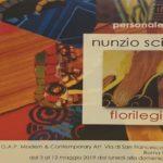 Nunzio Scibilia Mostra Roma Art Gap