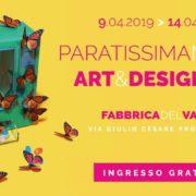 Paratissima Fabbrica del Vapore Milano