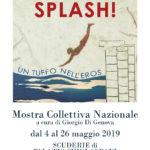 Premio Centro Splash mostra Soriano Scuderie di Palazzo Chigi
