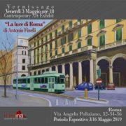 Antonio Finelli mostra Medina Roma Arte