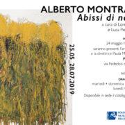 Alberto Montrasio Mostra Gubbio 2019