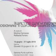 Alessandro Costanzo e Stefan Milosavljevic - PUNTO SULL'ARTE - Varese