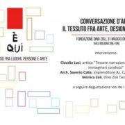Fino Zoli e Fondazione Zoli conversazioni Forlì