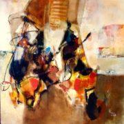 Felicetta Rocco Pirmo Premio Artexpression La Riseria Novara