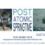 Guido Drago e Gaetano Fracassio galleria Francesco Zanuso Milano mostra Post atomic springtime