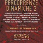 INTENTART Spazio Martucci 56a NAPOLI PERCORRENZE DINAMICHE 2 a cura di Simona Pasquali