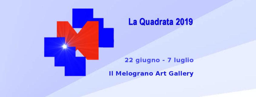 La Quadrata 2019: rassegna dei finalisti by il Melograno Art Gallery