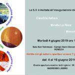 Massimo Lomi Carolina Italiani Mirella La Rosa Mostra a Venezia