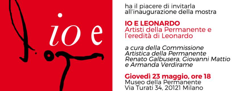 Museo della Permanente Milano mostra Io e Leonardo