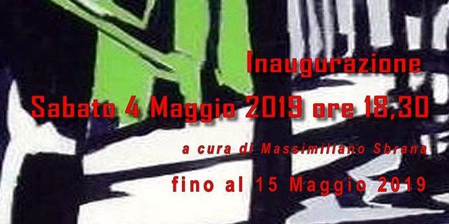 Paolo Fidanzi Mostra CentroArte Moderna Pisa