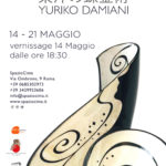 Yuriko Damiani - Alchimie Orientali - Spazio Cima - Roma