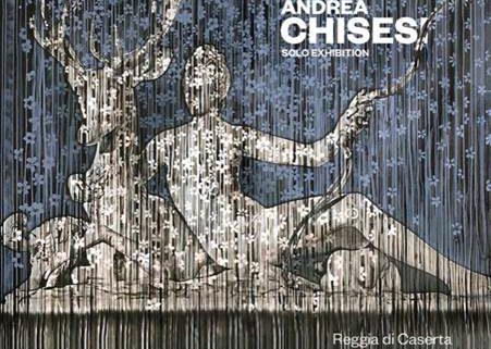 Andrea Chisesi Saligia mostra alla Reggia di Caserta