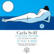 Carlo Sciff Forte dei Marmi mostra a cura di Francesco Mutti