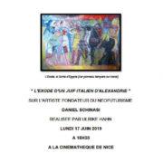 Daniel Schinasi Film by ULRIKE HAHN