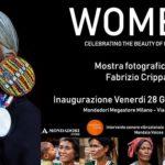 Fabrizio Crippa mostra Milano Mondadori store performance Mandala Voices