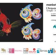 Monica De Mattei - L Acquario Infinito - Galata Museo del Mare - Genova