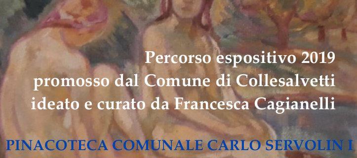 Pinacoteca Servolini Il Museo rinnovato 2019 Francesca Cagianelli Collesalvetti