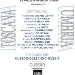 artisti toscani al Museo Diocesano di Gubbio La Medusa Artistikamente Pistoia