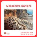 Alessandro Danzini Serate Arte il Melograno Livorno