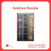 Andrea Renda Serate Arte il Melograno Livorno