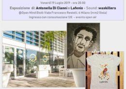Antonella Di Cianni Open Mind Bistrò Milano
