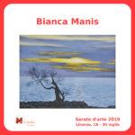 Bianca Manis Serate Arte il Melograno Livorno