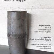 Cristina Treppo presenta al Palasport Arsenale di Venezia la mostra Concrete