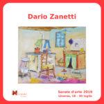 Dario Zanetti Serate Arte il Melograno Livorno