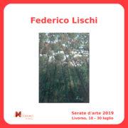 Federico Lischi Serate Arte il Melograno Livorno